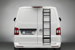Rear Door Ladder